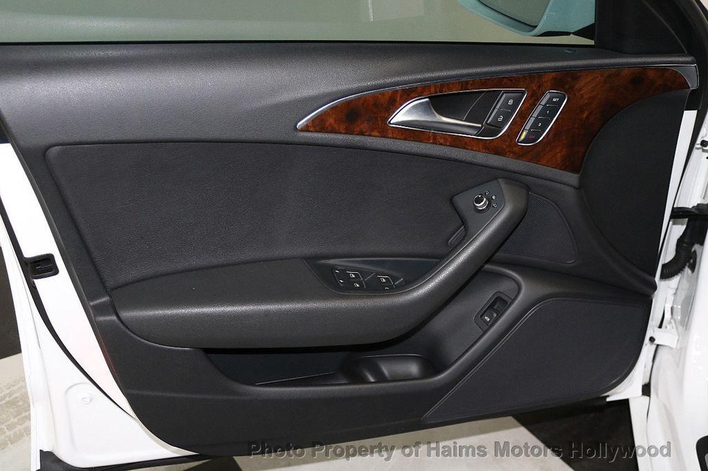 2015 Audi A6 4dr Sedan FrontTrak 2.0T Premium - 17740316 - 9
