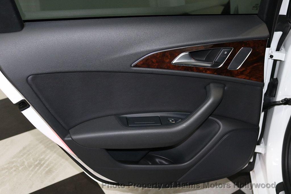 2015 Audi A6 4dr Sedan FrontTrak 2.0T Premium - 17740316 - 10