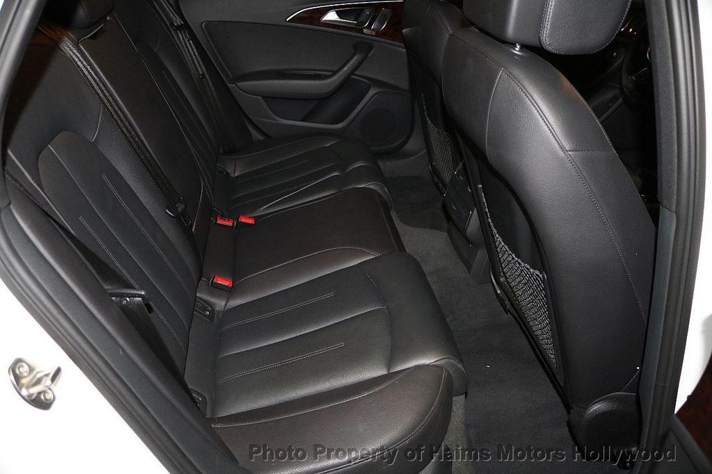 2015 Audi A6 4dr Sedan FrontTrak 2.0T Premium - 17740316 - 14