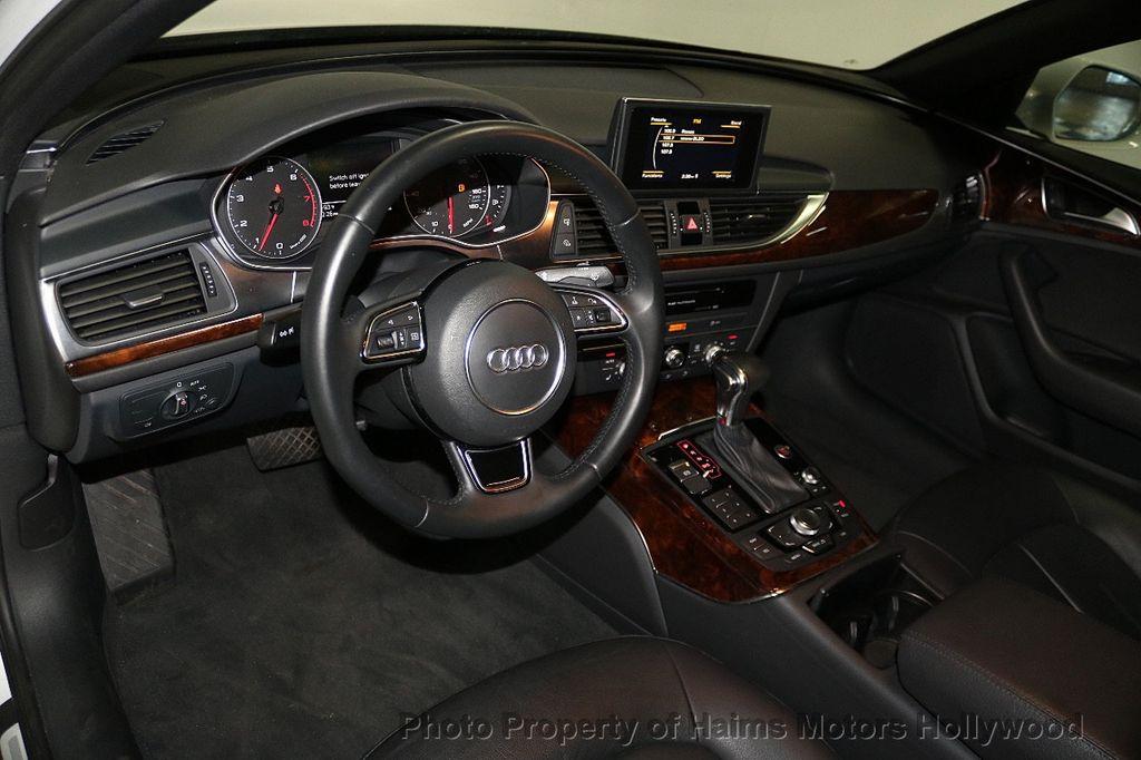 2015 Audi A6 4dr Sedan FrontTrak 2.0T Premium - 17740316 - 17