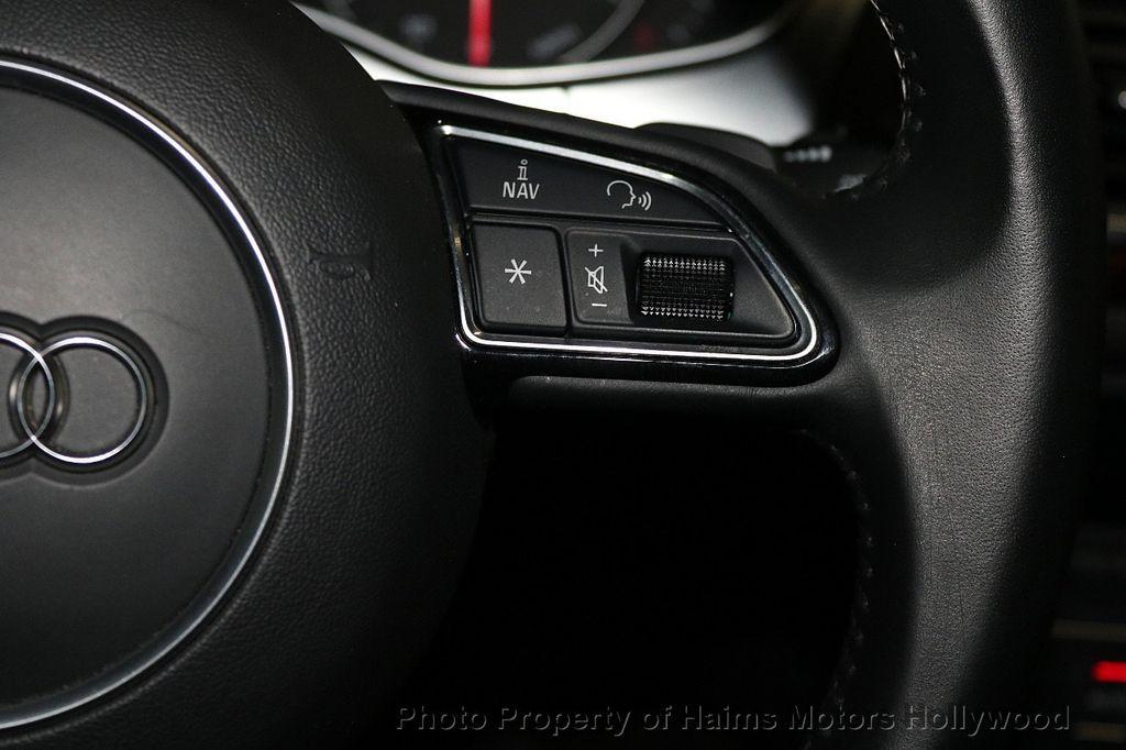 2015 Audi A6 4dr Sedan FrontTrak 2.0T Premium - 17740316 - 26