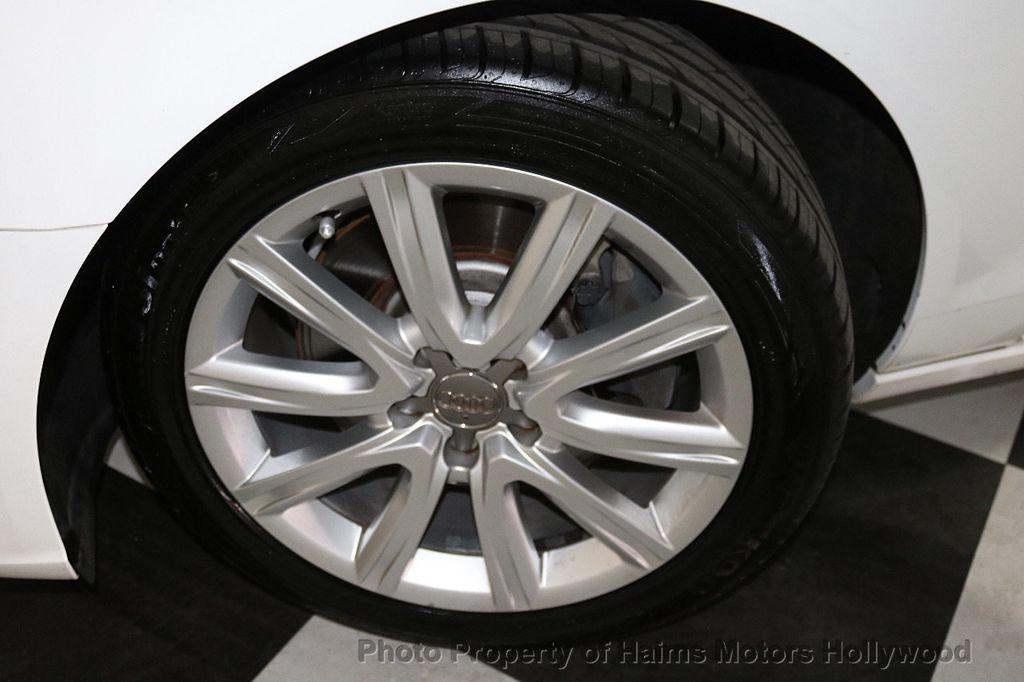 2015 Audi A6 4dr Sedan FrontTrak 2.0T Premium - 17740316 - 31