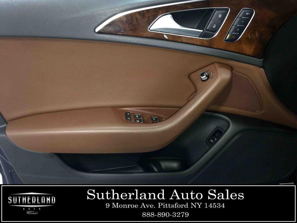 2015 Audi A6 4dr Sedan quattro 2.0T Premium - 18561345 - 9