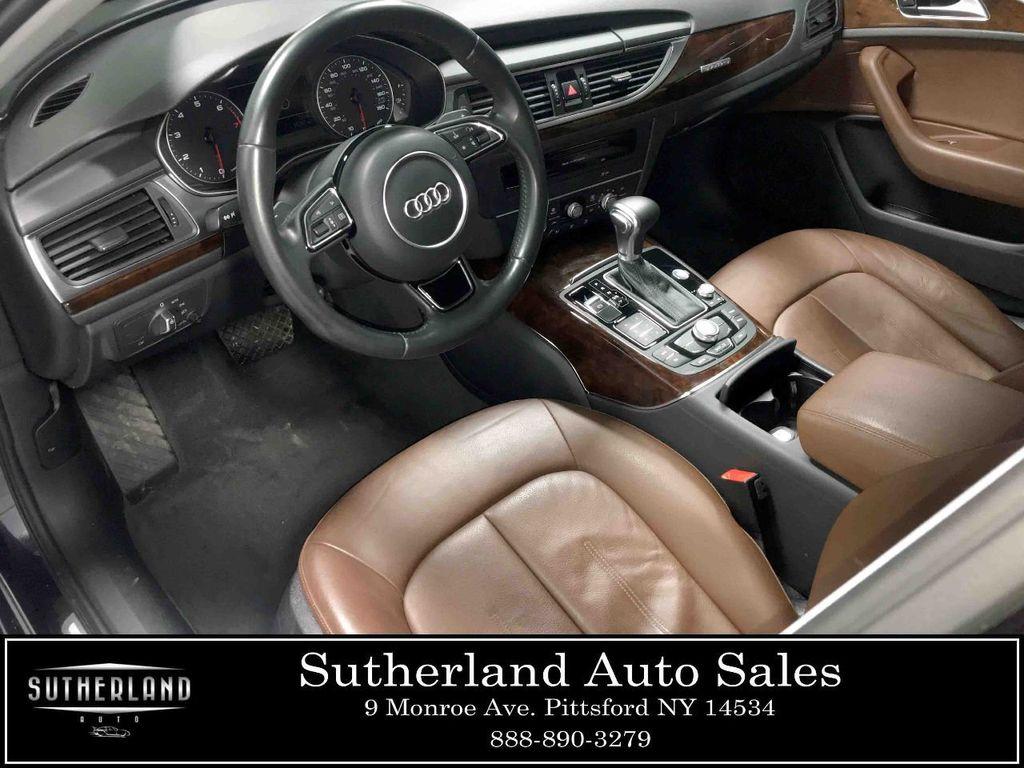 2015 Audi A6 4dr Sedan quattro 2.0T Premium - 18561345 - 10
