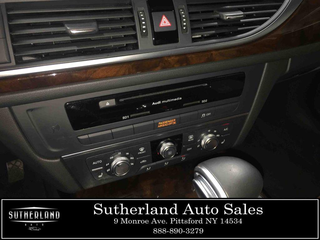 2015 Audi A6 4dr Sedan quattro 2.0T Premium - 18561345 - 12