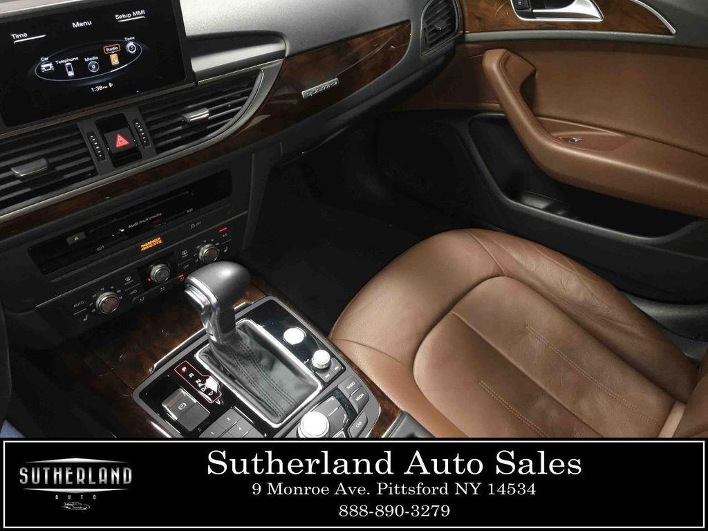2015 Audi A6 4dr Sedan quattro 2.0T Premium - 18561345 - 14
