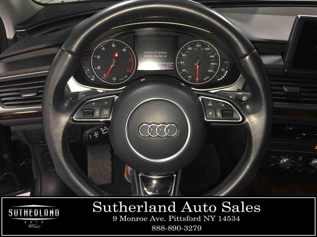 2015 Audi A6 4dr Sedan quattro 2.0T Premium - 18561345 - 15
