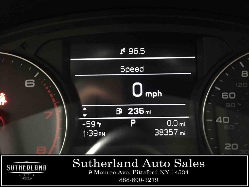 2015 Audi A6 4dr Sedan quattro 2.0T Premium - 18561345 - 16