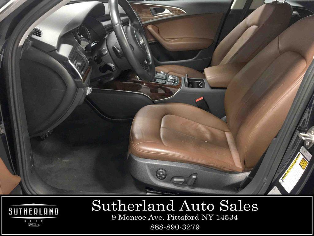 2015 Audi A6 4dr Sedan quattro 2.0T Premium - 18561345 - 18