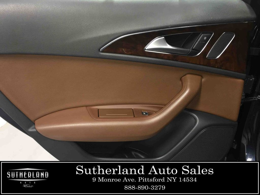 2015 Audi A6 4dr Sedan quattro 2.0T Premium - 18561345 - 19