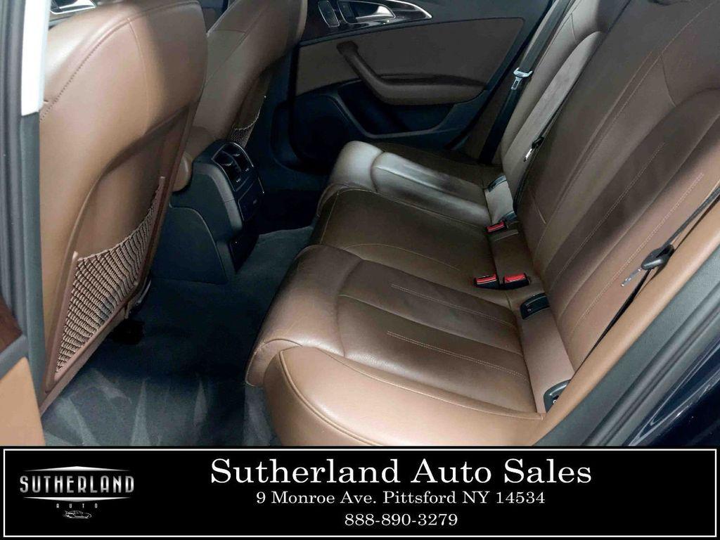 2015 Audi A6 4dr Sedan quattro 2.0T Premium - 18561345 - 21