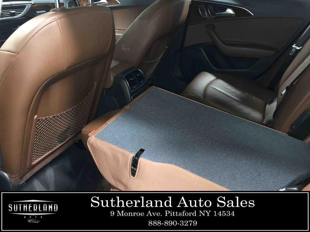 2015 Audi A6 4dr Sedan quattro 2.0T Premium - 18561345 - 22