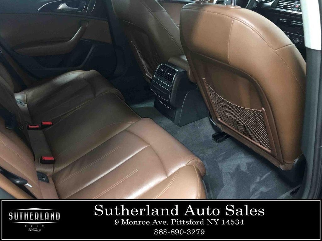 2015 Audi A6 4dr Sedan quattro 2.0T Premium - 18561345 - 24