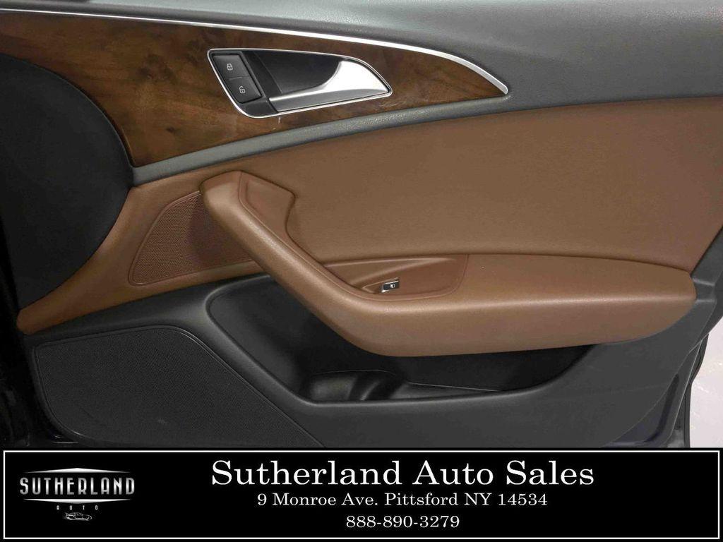 2015 Audi A6 4dr Sedan quattro 2.0T Premium - 18561345 - 25