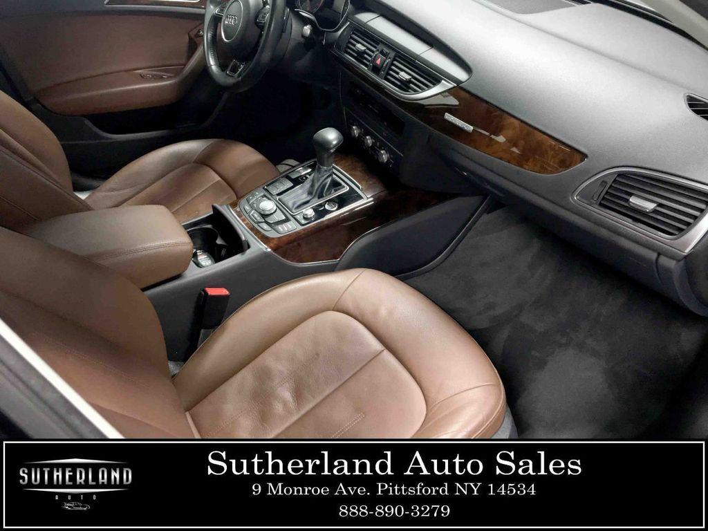 2015 Audi A6 4dr Sedan quattro 2.0T Premium - 18561345 - 26