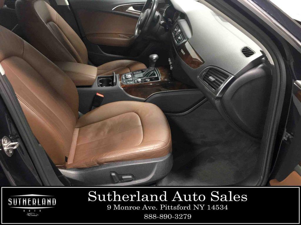 2015 Audi A6 4dr Sedan quattro 2.0T Premium - 18561345 - 27