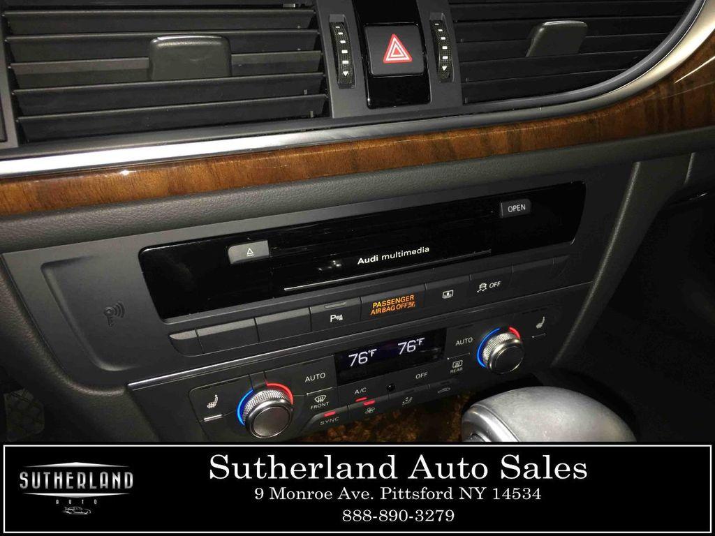 2015 Audi A6 4dr Sedan quattro 2.0T Premium Plus - 18390395 - 13