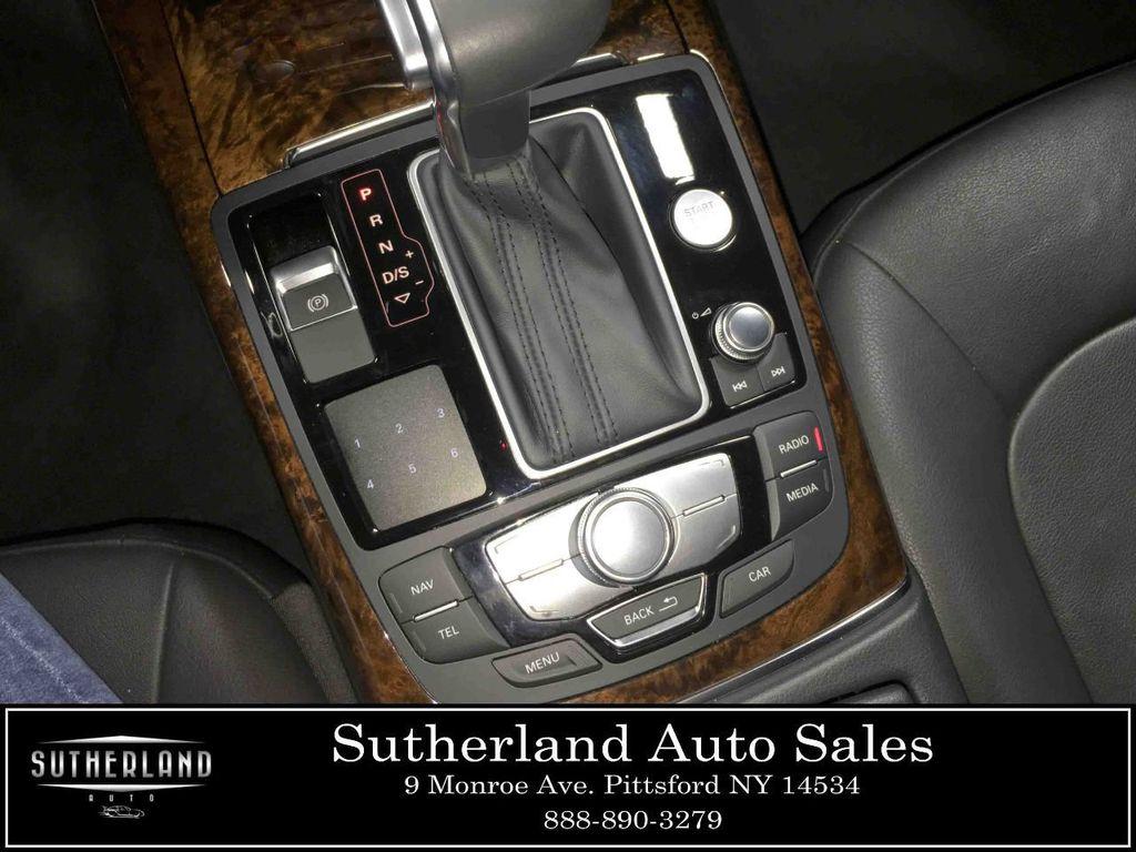 2015 Audi A6 4dr Sedan quattro 2.0T Premium Plus - 18390395 - 14