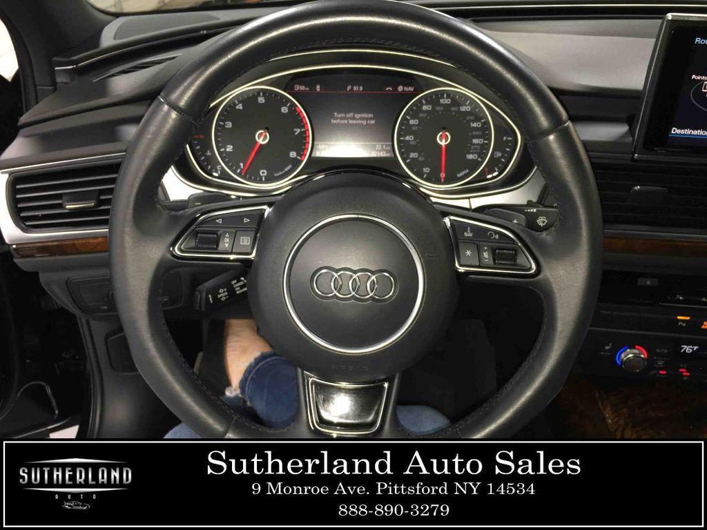 2015 Audi A6 4dr Sedan quattro 2.0T Premium Plus - 18390395 - 17