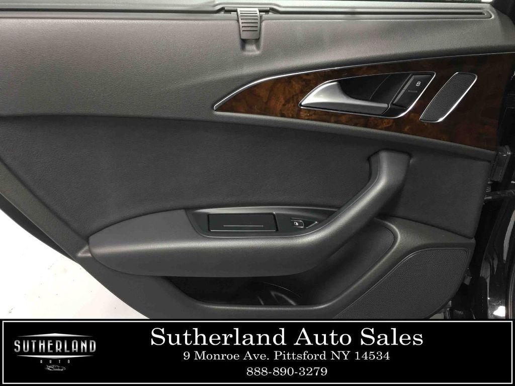 2015 Audi A6 4dr Sedan quattro 2.0T Premium Plus - 18390395 - 20