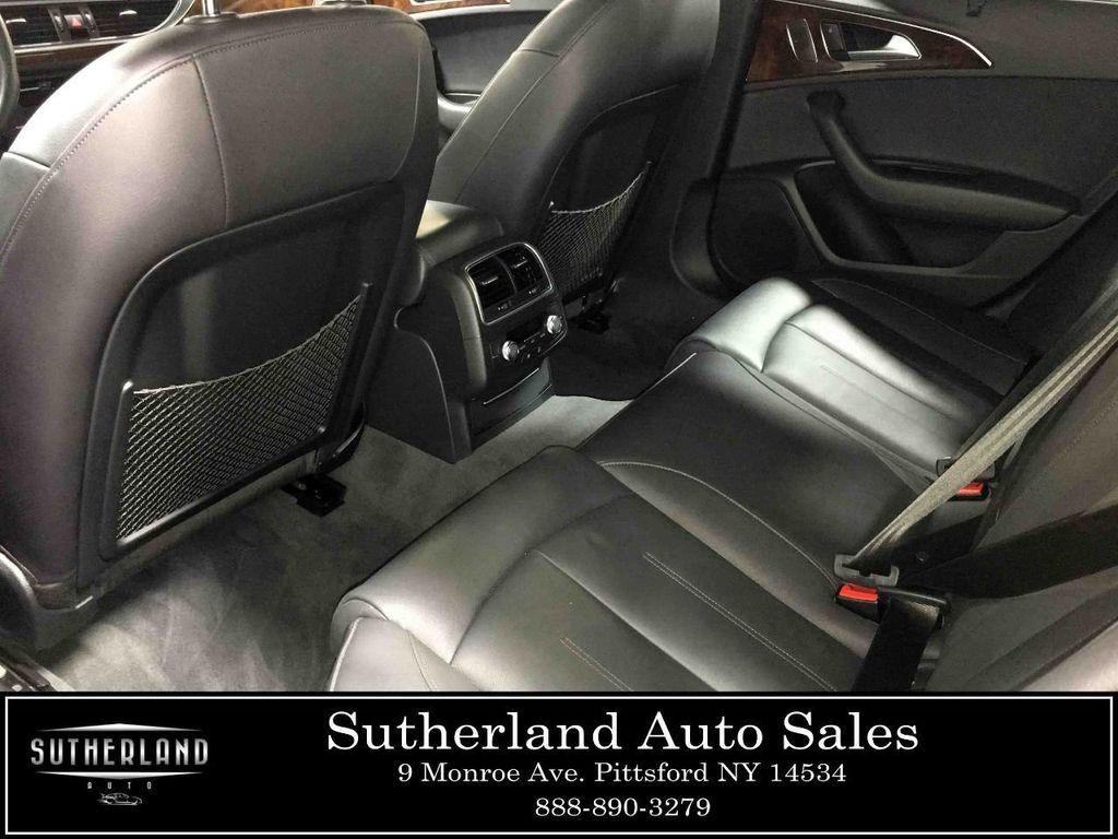 2015 Audi A6 4dr Sedan quattro 2.0T Premium Plus - 18390395 - 22