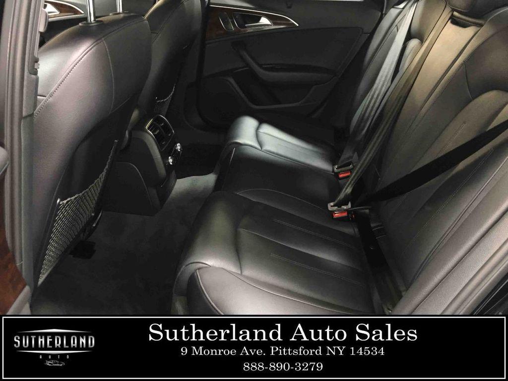 2015 Audi A6 4dr Sedan quattro 2.0T Premium Plus - 18390395 - 23
