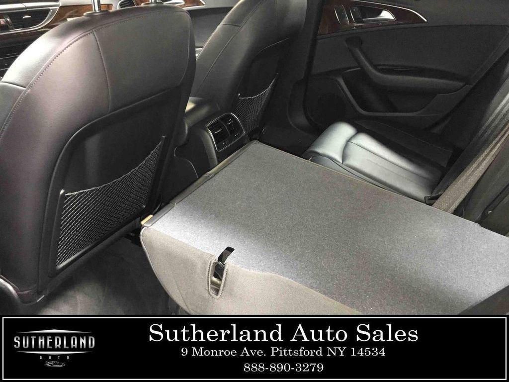 2015 Audi A6 4dr Sedan quattro 2.0T Premium Plus - 18390395 - 24