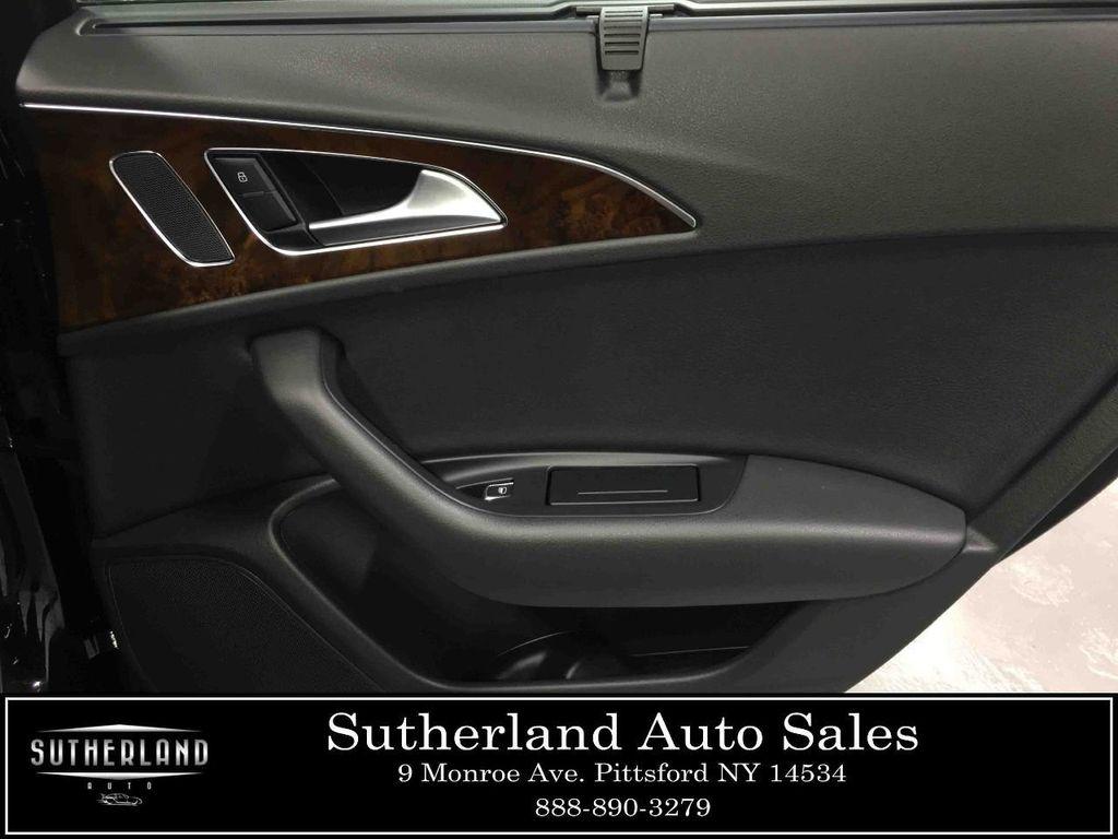 2015 Audi A6 4dr Sedan quattro 2.0T Premium Plus - 18390395 - 27