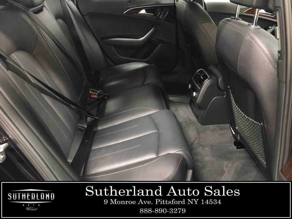 2015 Audi A6 4dr Sedan quattro 2.0T Premium Plus - 18390395 - 28