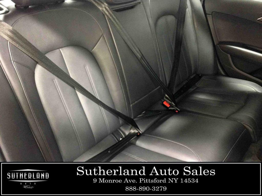 2015 Audi A6 4dr Sedan quattro 2.0T Premium Plus - 18390395 - 29