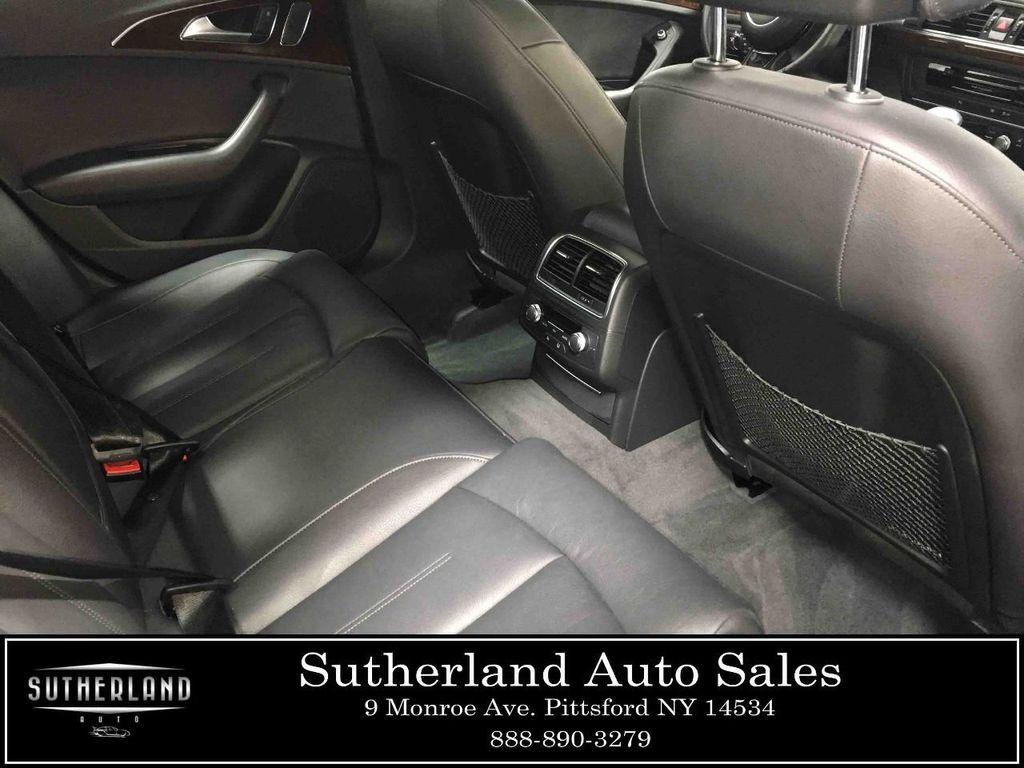 2015 Audi A6 4dr Sedan quattro 2.0T Premium Plus - 18390395 - 30