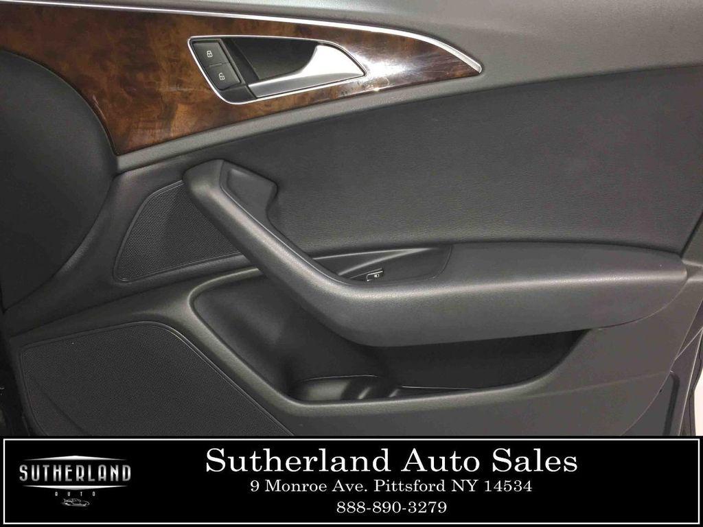 2015 Audi A6 4dr Sedan quattro 2.0T Premium Plus - 18390395 - 31