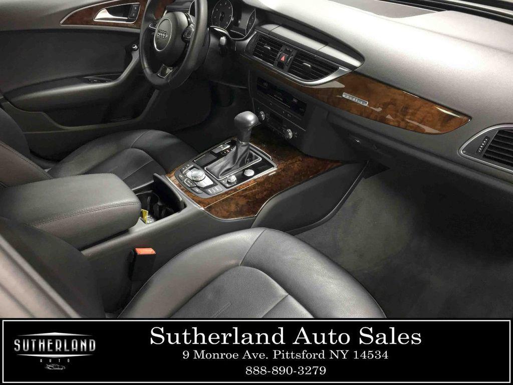 2015 Audi A6 4dr Sedan quattro 2.0T Premium Plus - 18390395 - 32