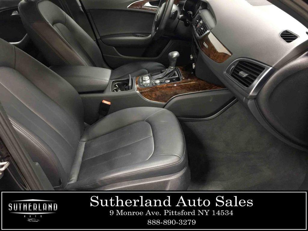 2015 Audi A6 4dr Sedan quattro 2.0T Premium Plus - 18390395 - 33