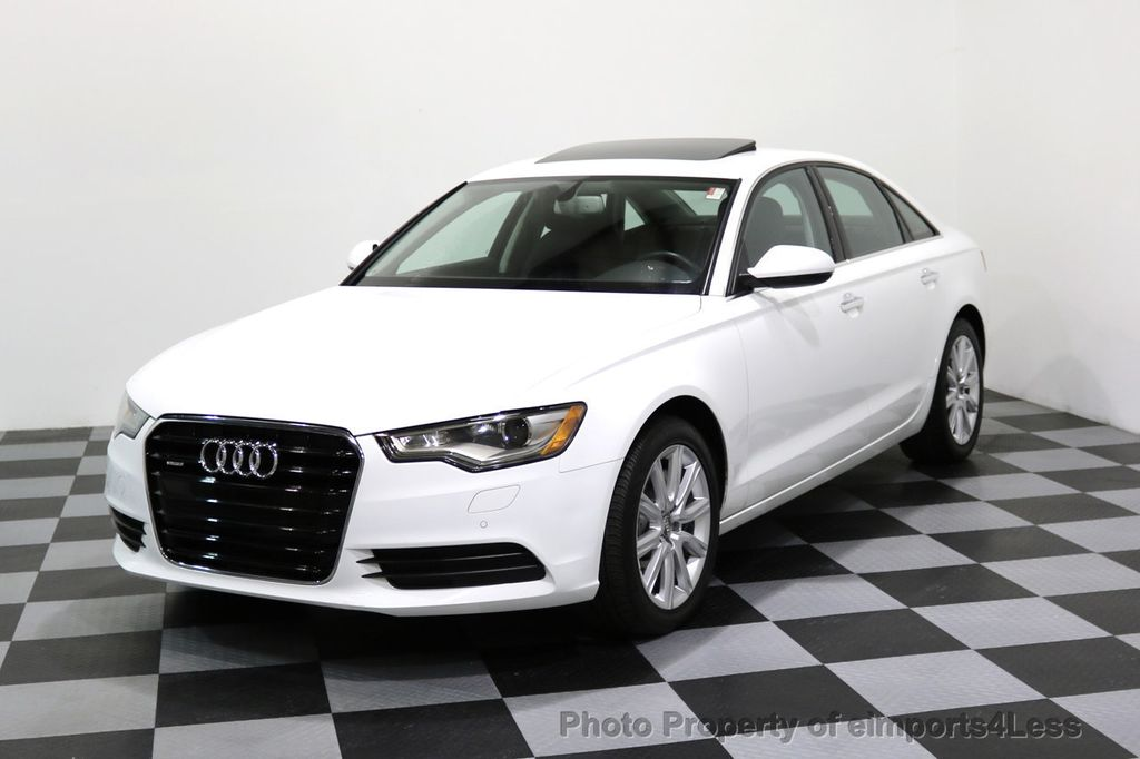 2015 used audi a6 certified a6 2 0t quattro awd blind spot. Black Bedroom Furniture Sets. Home Design Ideas