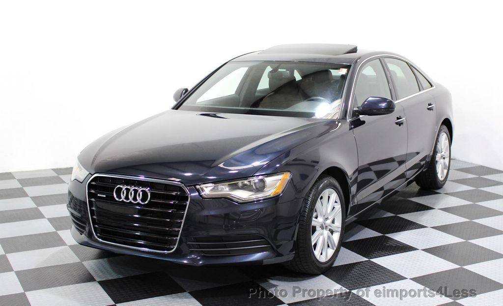 2015 used audi a6 certified a6 2 0t quattro premium plus awd blind spot navi at eimports4less. Black Bedroom Furniture Sets. Home Design Ideas