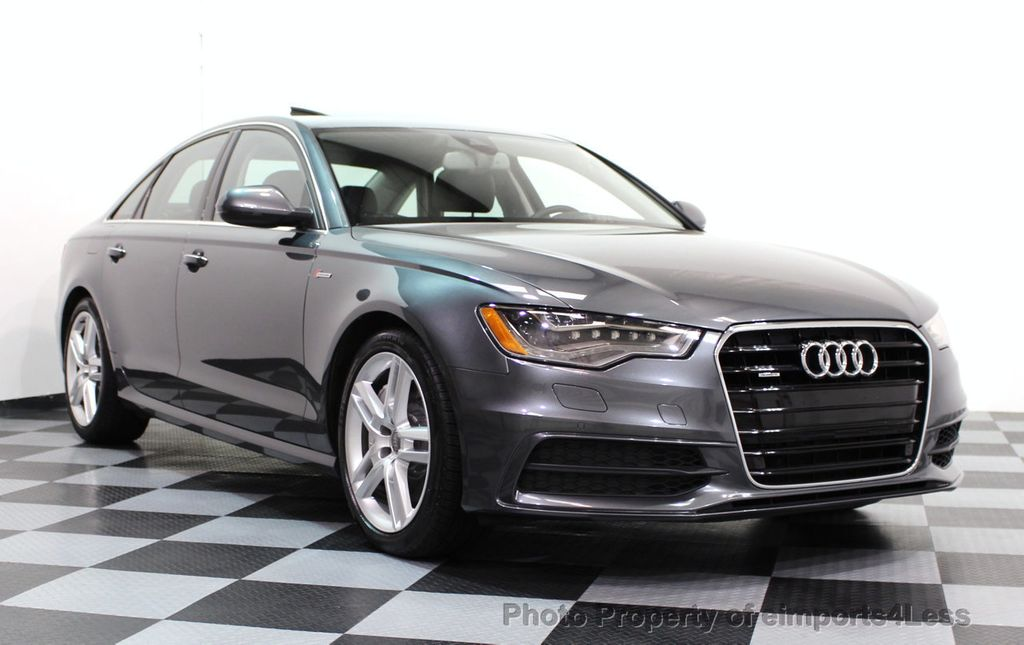 2015 used audi a6 certified a6 quattro prestige awd navi at eimports4less serving. Black Bedroom Furniture Sets. Home Design Ideas