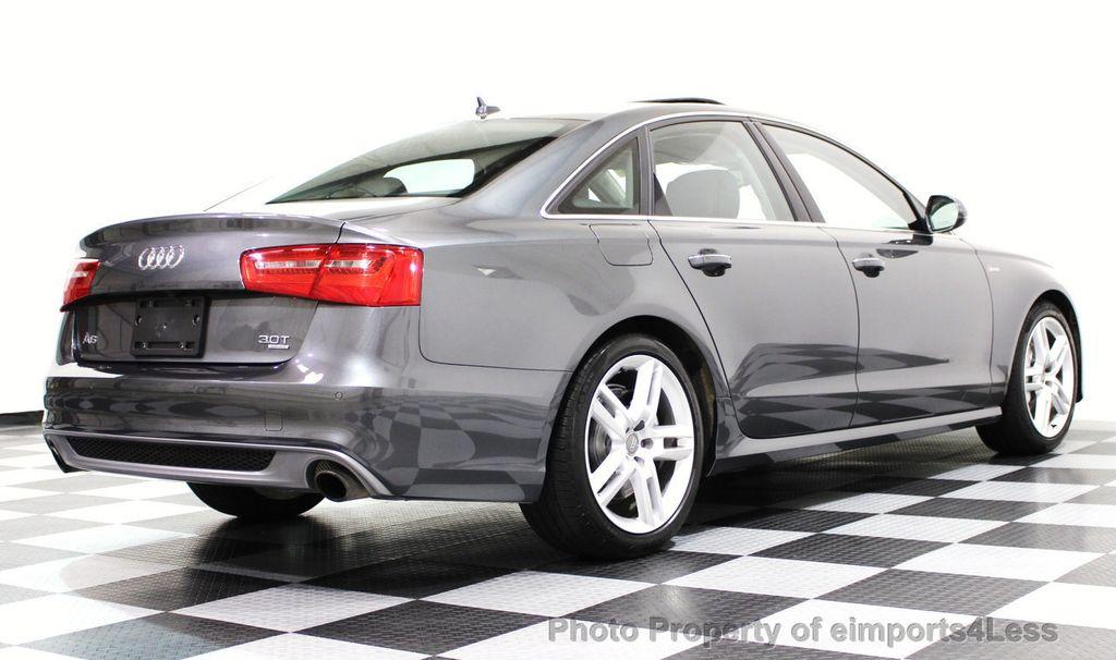 2015 Used Audi A6 CERTIFIED A6 30t QUATTRO PRESTIGE AWD NAVI at