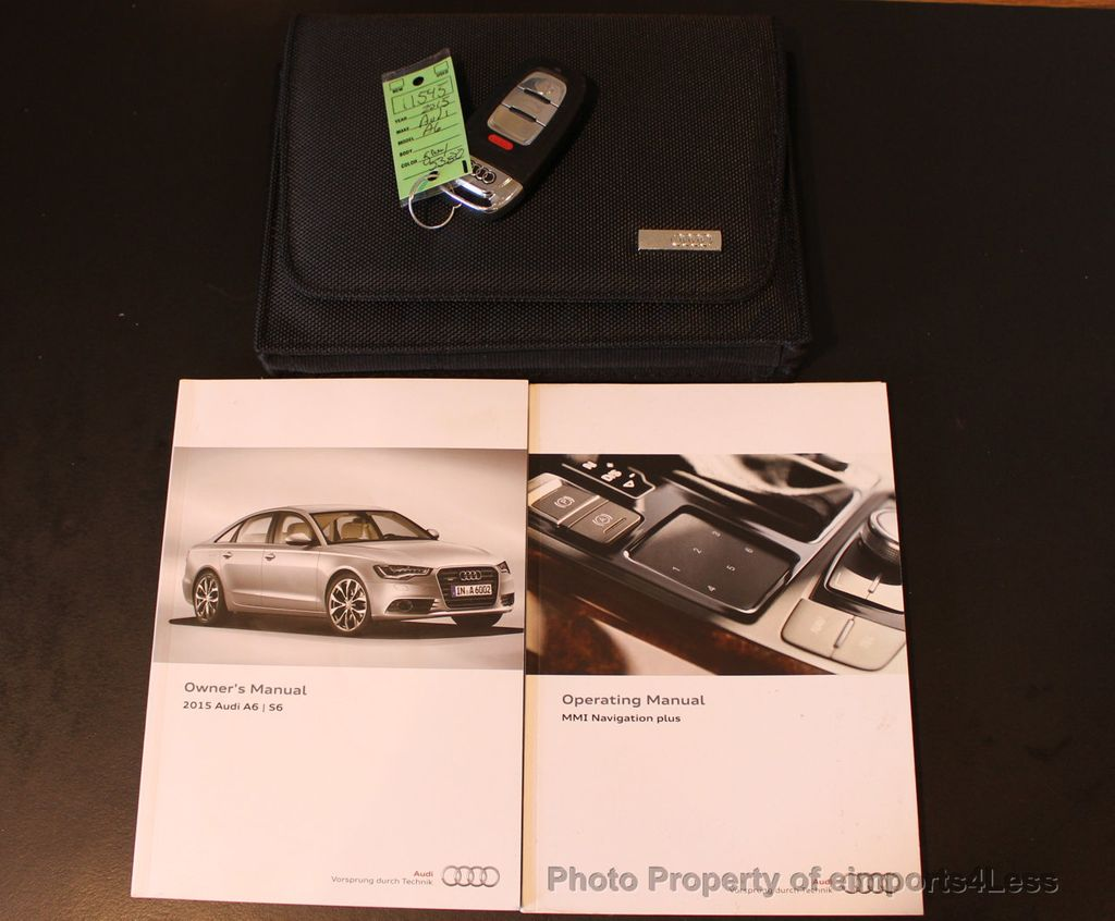 2015 used audi a6 certified a6 3 0t quattro prestige awd navi at rh eimports4less com 2010 Audi A6 Repair Manual audi a6 2005 car manual