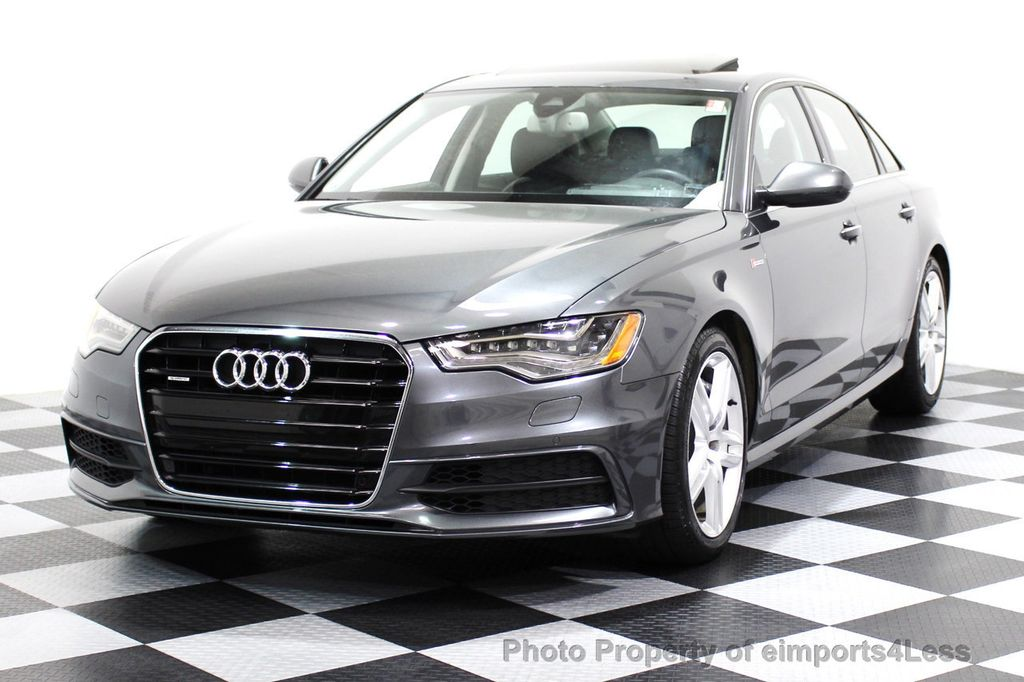 2015 used audi a6 certified a6 quattro prestige awd. Black Bedroom Furniture Sets. Home Design Ideas