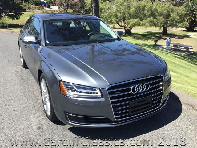 2015 Audi A8 4dr Sedan 3.0T - Click to see full-size photo viewer