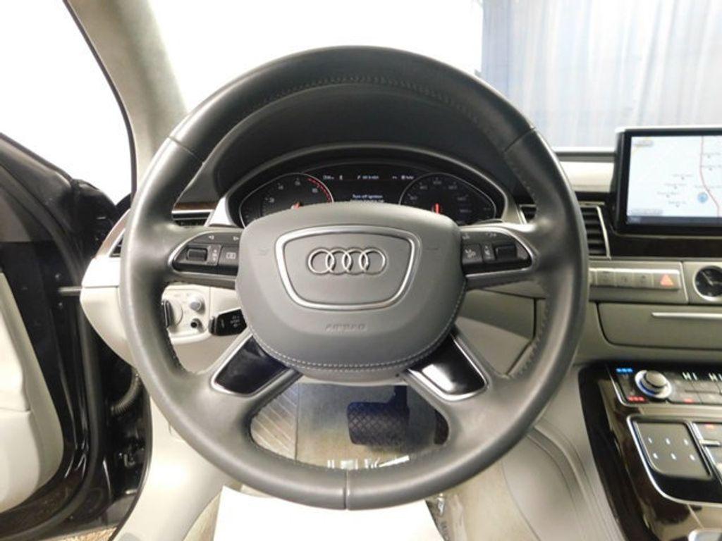 2015 Audi A8 4dr Sedan 4.0T - 18519481 - 12