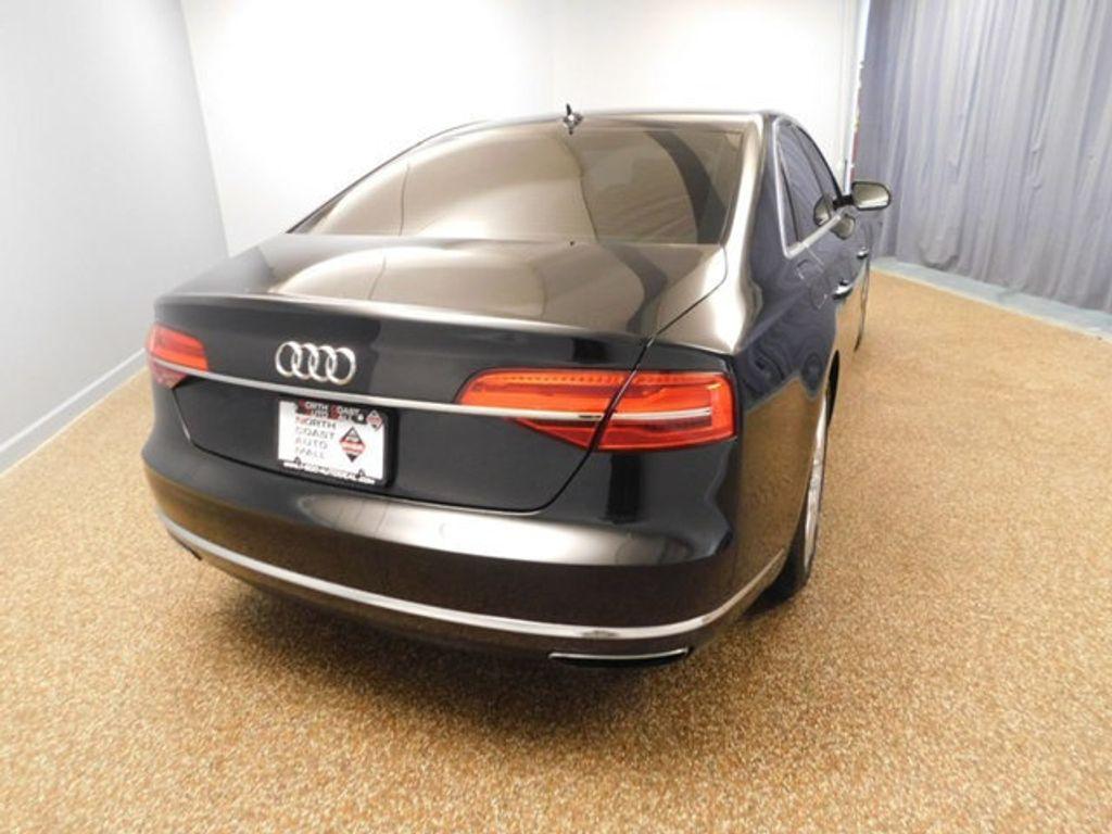 2015 Audi A8 4dr Sedan 4.0T - 18519481 - 1