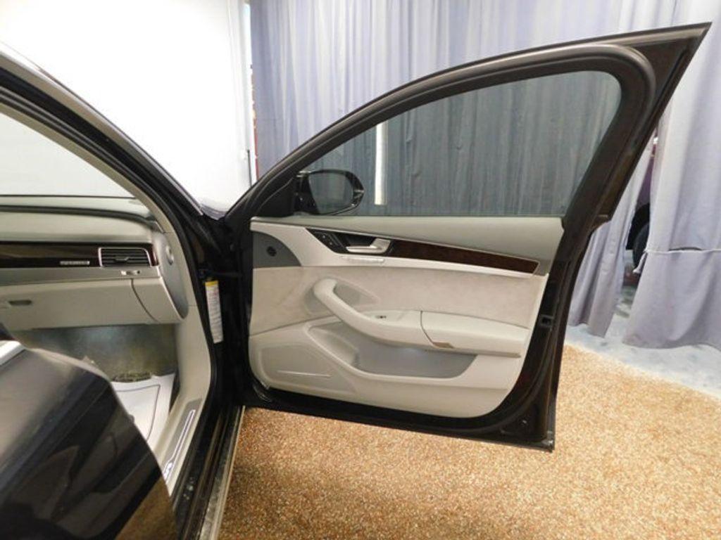 2015 Audi A8 4dr Sedan 4.0T - 18519481 - 36