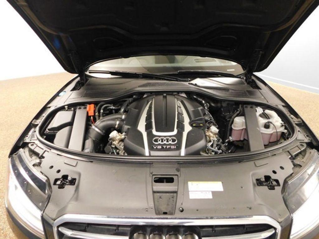 2015 Audi A8 4dr Sedan 4.0T - 18519481 - 49