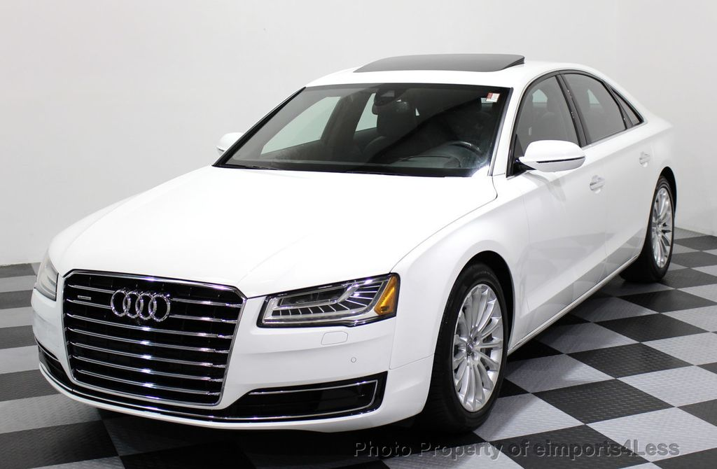 2015 Audi A8 CERTIFIED A8 3.0T Quattro AWD SURROUND CAM NAVI - 16831573 - 13