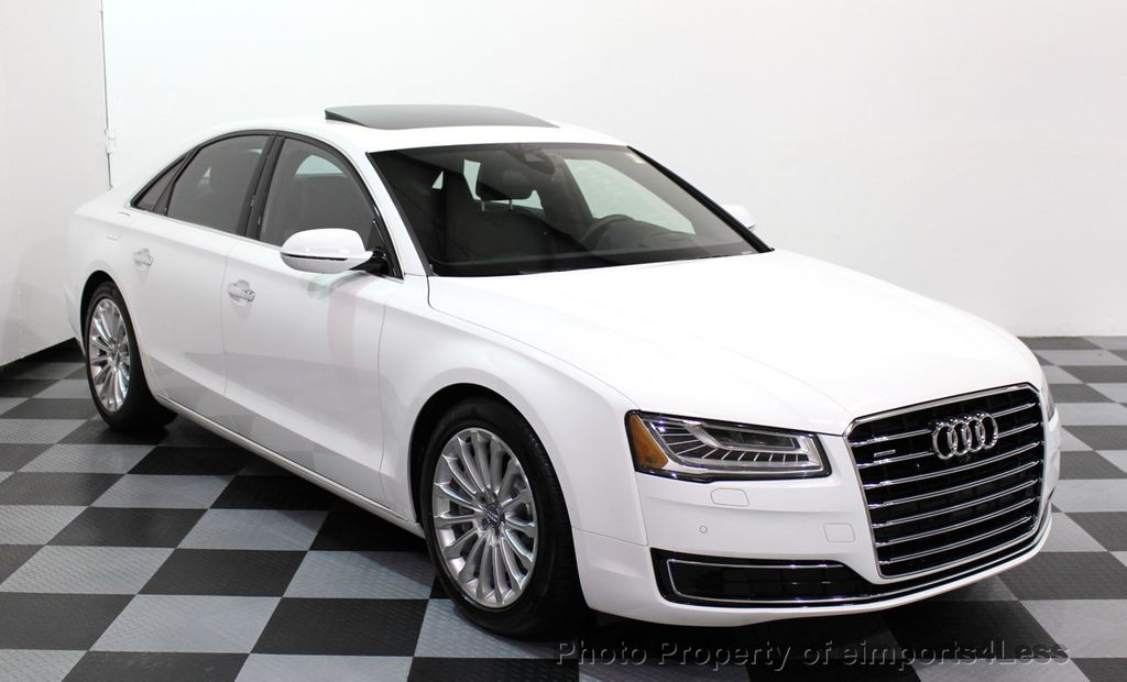 2015 Audi A8 CERTIFIED A8 3.0T Quattro AWD SURROUND CAM NAVI - 16831573 - 14