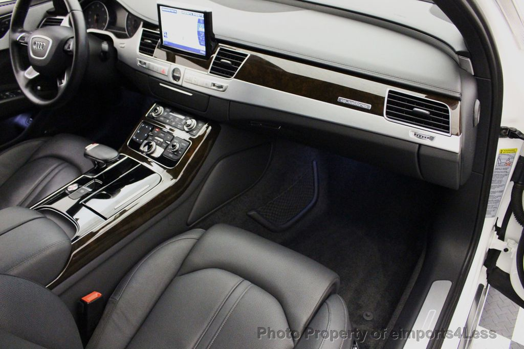 2015 Audi A8 CERTIFIED A8 3.0T Quattro AWD SURROUND CAM NAVI - 16831573 - 24