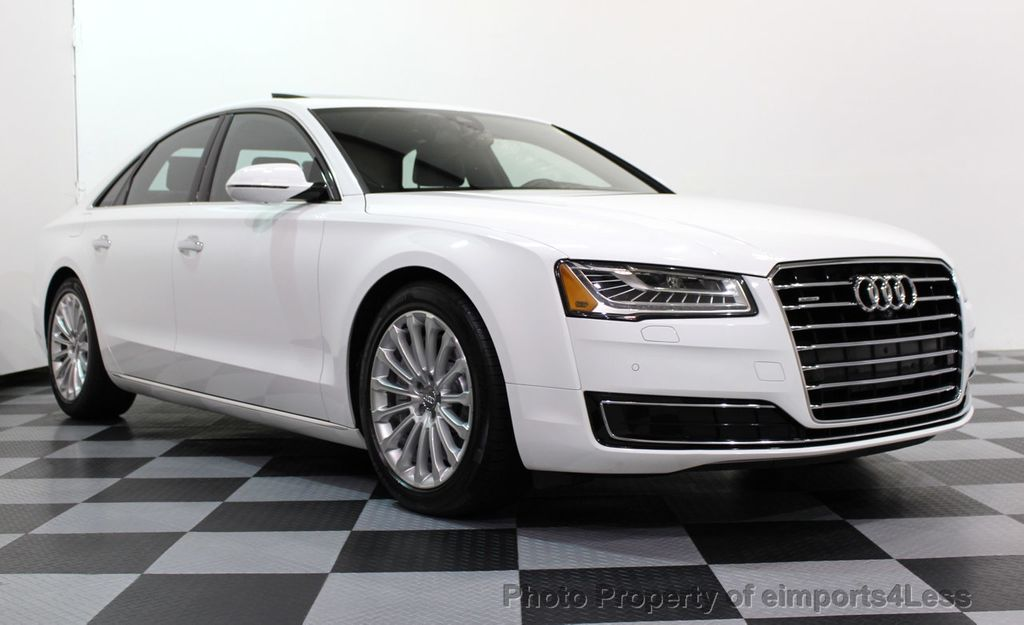 2015 Audi A8 CERTIFIED A8 3.0T Quattro AWD SURROUND CAM NAVI - 16831573 - 28