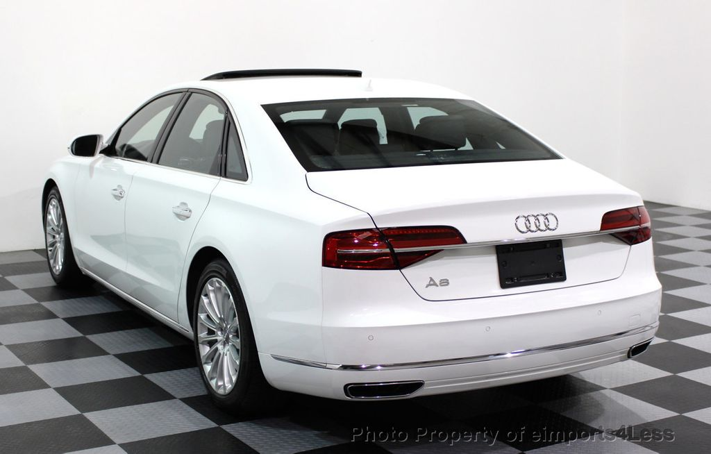2015 Audi A8 CERTIFIED A8 3.0T Quattro AWD SURROUND CAM NAVI - 16831573 - 2